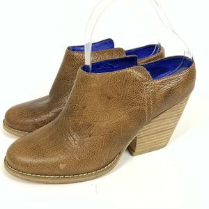 Jeffrey Campbell Ibiza Last Leather Mules Shoes
